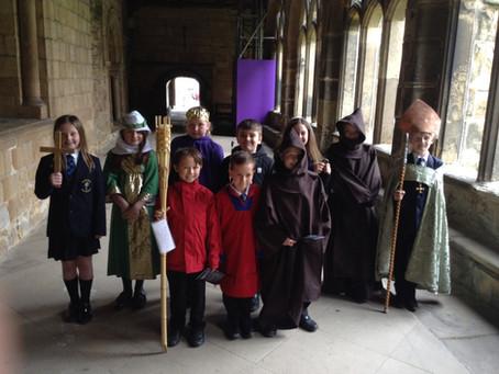 Y5 Visit Durham Cathedral