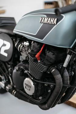 Yamaha XJ600 Cafe RacerA9327