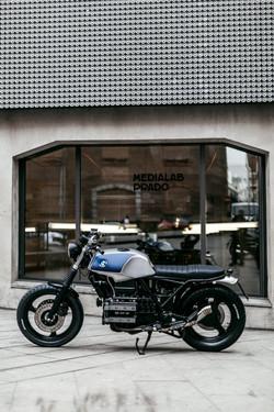 BMW K75 Urbanithe