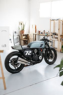 BMW K75 by The Foundry Motorcycles