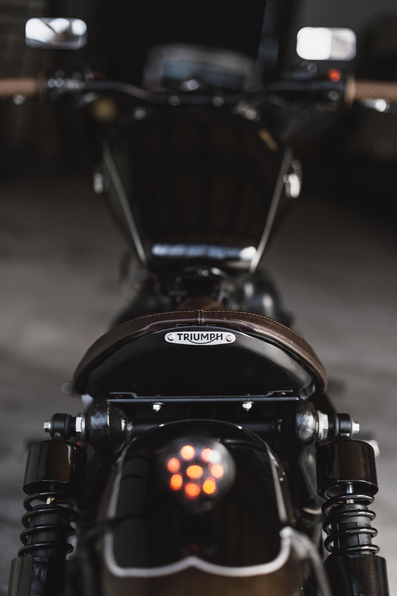 Triumph SpeedBobber