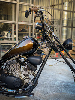 Bunker Trike Bobber by The Foundry Motorcycles