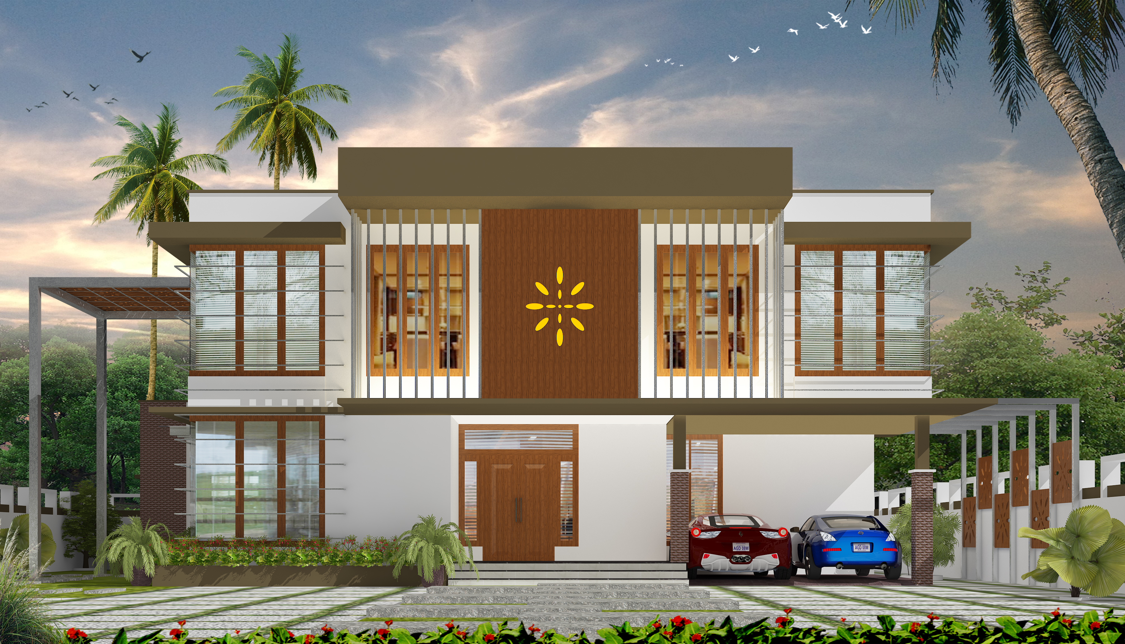 Residential Project for Dr.Shaji