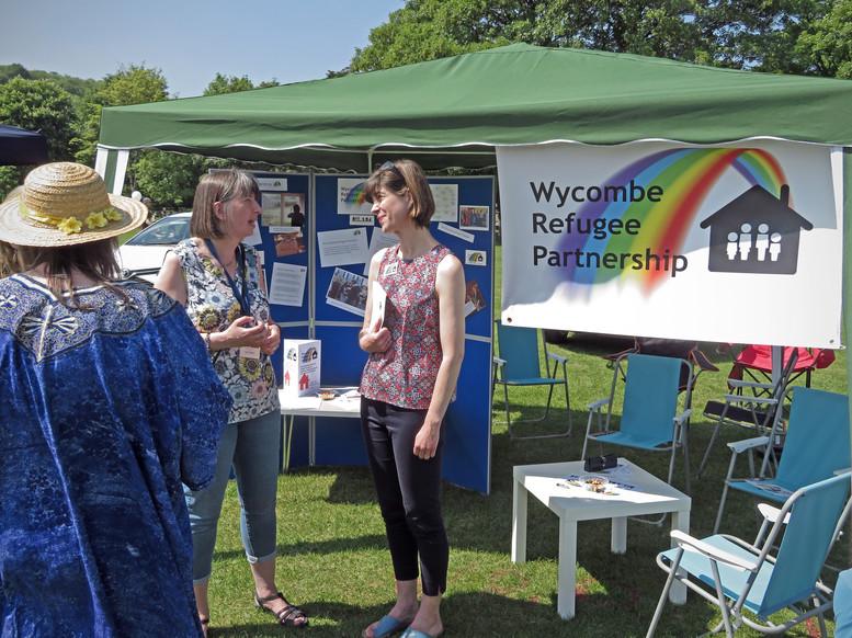 At Love Wycombe May