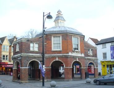 Colin Smith / Little Market House / CC BY-SA 2.0