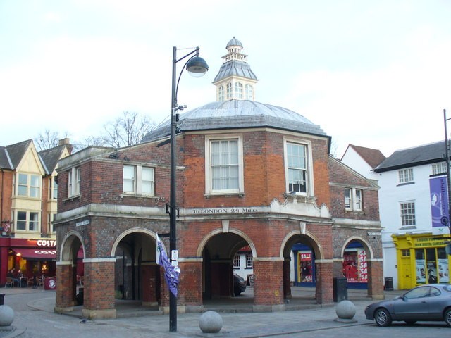 Colin Smith / Little Market House / CC BY-SA 2.0