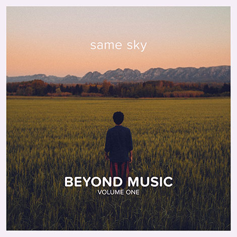 Beyond Music SAME SKY Cover