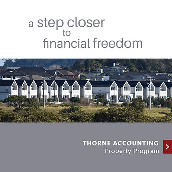 Thorne Accounting Property Program