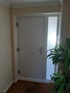 Composite Front Door