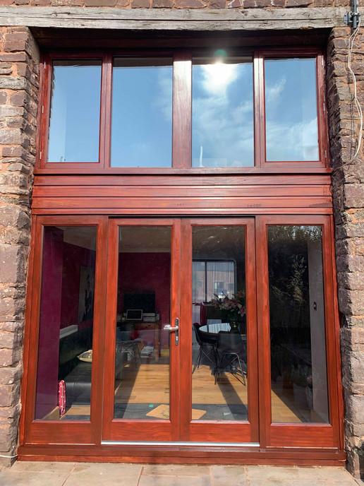 Hardwood Windows and Doors