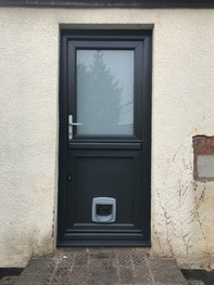 Half Glazed Door