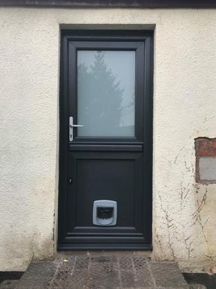 Half Glazed Door