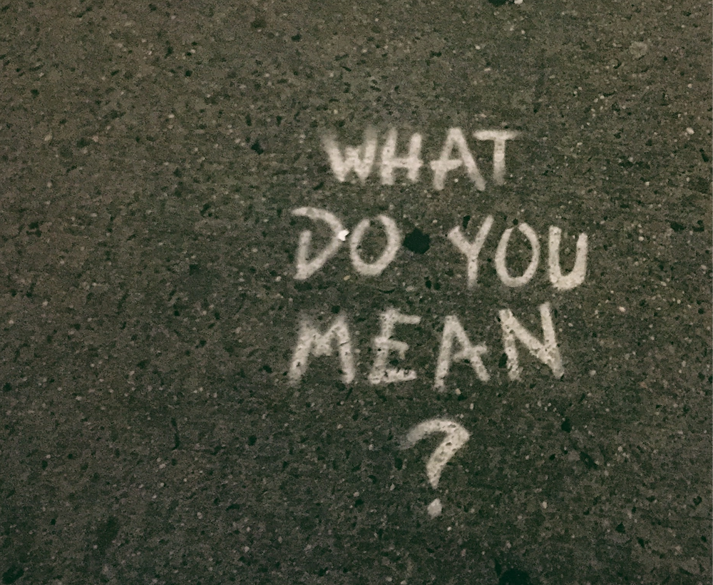 Title III grant - what do you mean?
