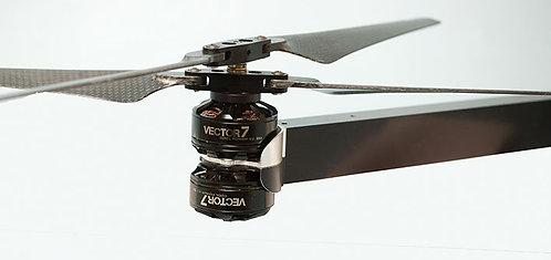 DPT Vector7 Y6 airframe