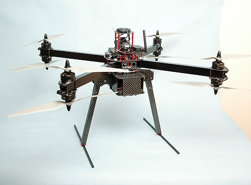 Vector7 X8 complete airframe