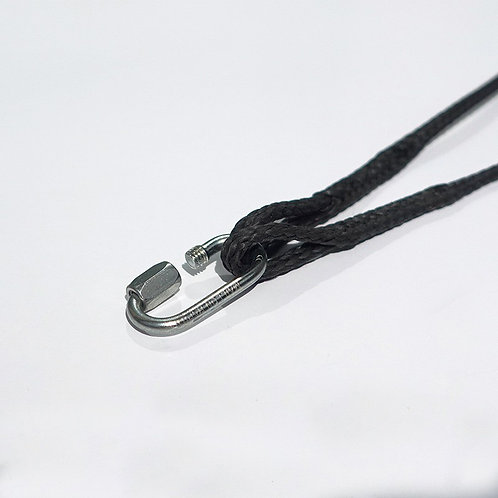 Shackle 2,5mm stainless steel