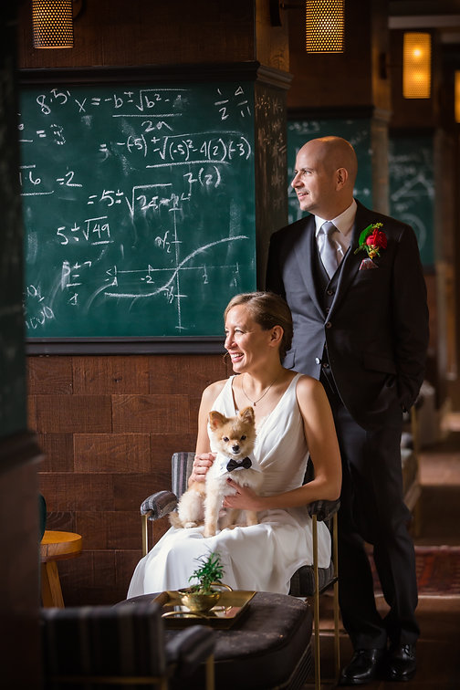 The Graduate Ann Arbor Wedding