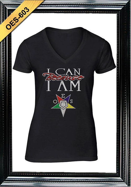 OES-603 - I CAN BECAUSE I AM
