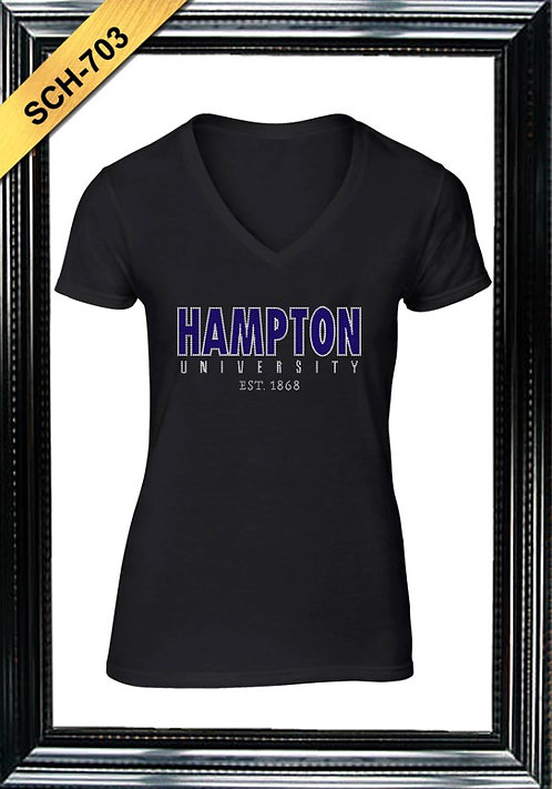 SCH-703 - HAMPTON UNIVERSITY