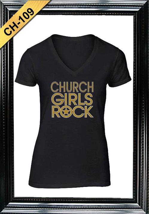 CH-109 - CHURCH GIRLS ROCK