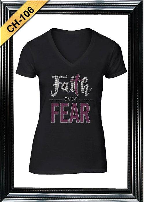 CH-106 - FAITH OVER FEAR