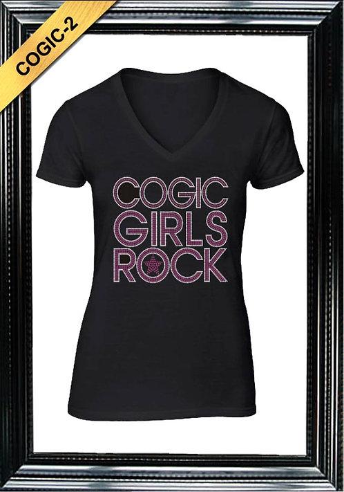 COGIC-2 - COGIC GIRLS ROCK