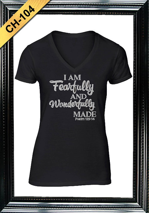 CH-104 - I AM FEARFULLY AND WONDERFULLY MADE