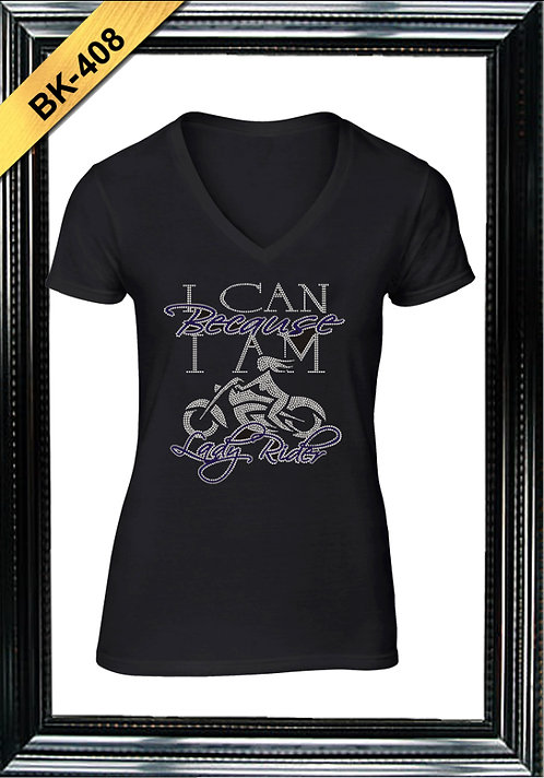 BK-408 - I CAN BECAUSE I AM BLUE