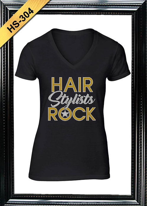 HS-304 - HAIR STYLISTS ROCK
