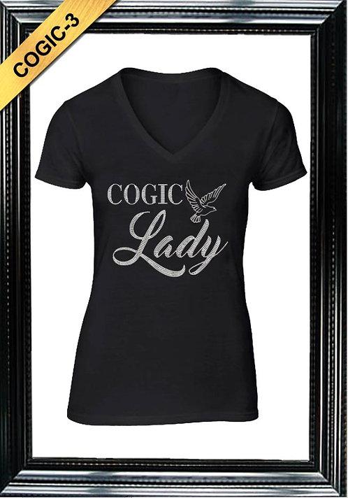 COGIC-3 - COGIC LADY