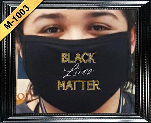 M-1003 - BLACK LIVES MATTER