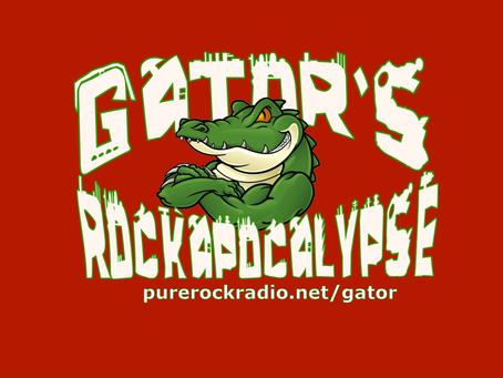 UPDATE: Gator's Rockapocalypse  April 9