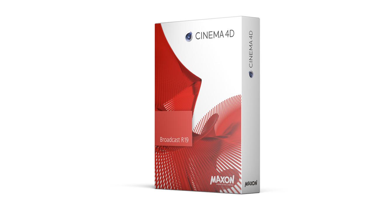 Cinema 4D BROADCAST