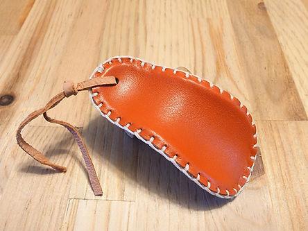 石丸靴工房の靴ベラ体験教室