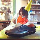 石丸靴工房のバブシューズ体験教室