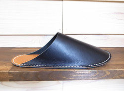 slippers/black