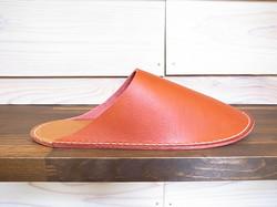 slippers/redbrown