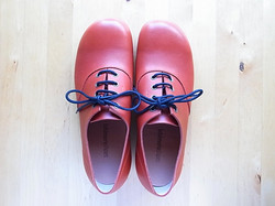 shoelace of black