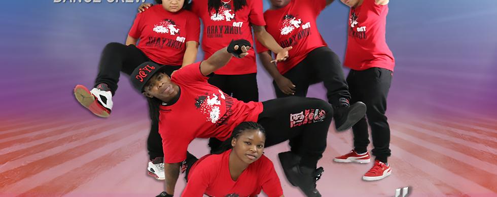 Junkyard Dance Crew performs at UGA Gospel-Live Artist Showcase