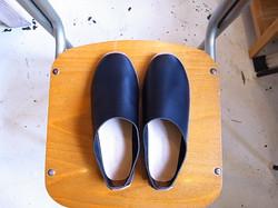 sabot shoes/upper