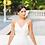 Thumbnail: AIMEE Ruffle Drape Dress