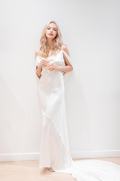ARI Silk Gown