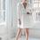 Thumbnail: CHARLOTTE Puff Sleeve Mini Dress