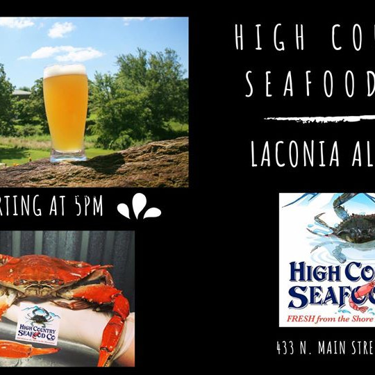 High Country Seafood Co. Pop Up