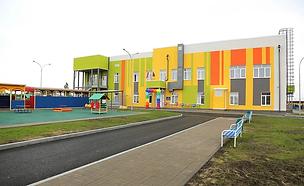Детский сад в с. Подклетное