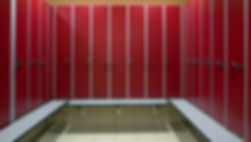 Шкафчики для переодевания