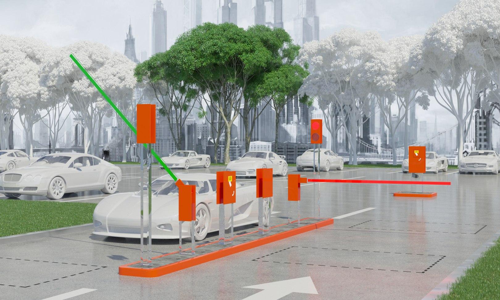 Автоматические парковки в Воронеже