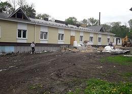 Дом интернат в с. Чесменка