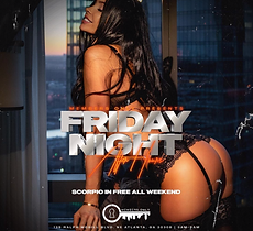 MEMBERS ONLY FRIDAY NIGHT AFTER HOURS