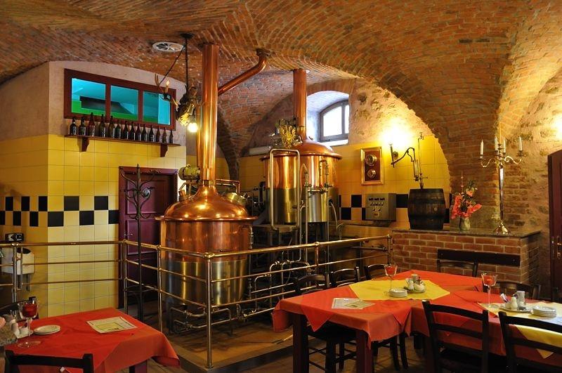 Пивоварня Святой Флориан, Локет